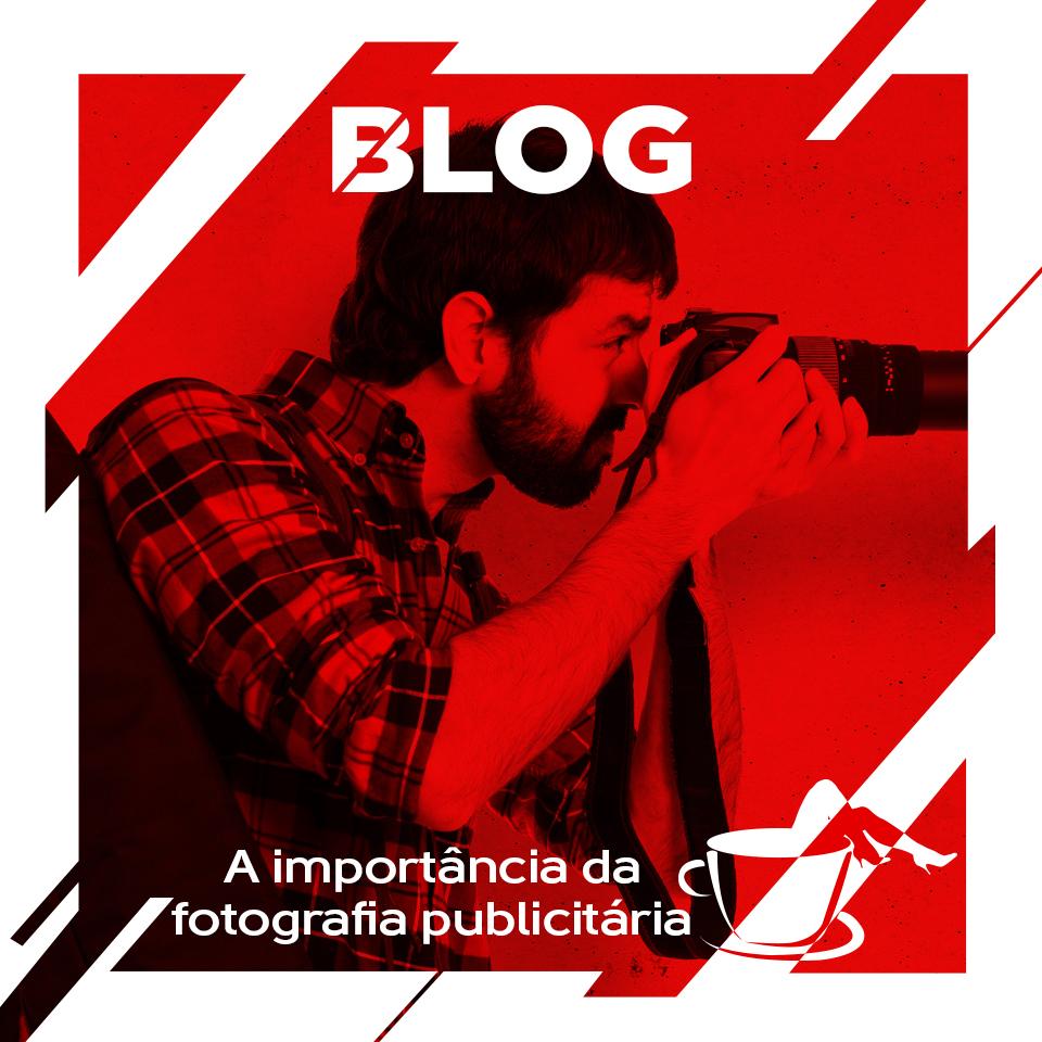 A importância da fotografia publicitária.
